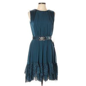 Jessica Simpson Blue Cocktail Dress